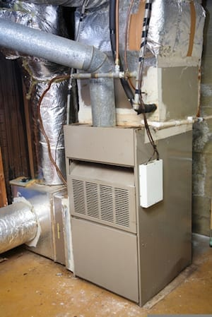Old furnace picture | furnace repair in Mishawaka, South Bend, and surrounding areas