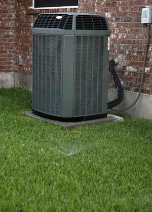 Outdoor Air Conditioning Unit Picture