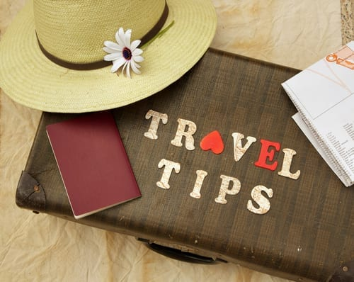 Travel Tips Photo