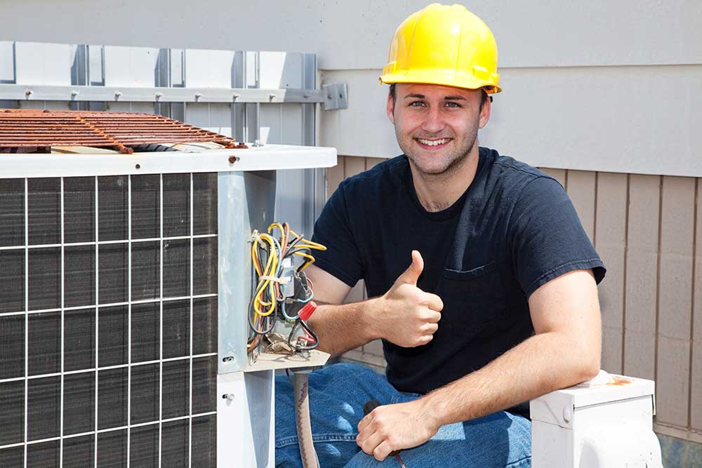 what makes a good hvac technician home comfort experts